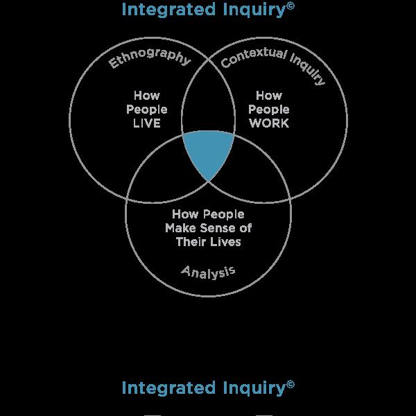 integrated inquiry diagram